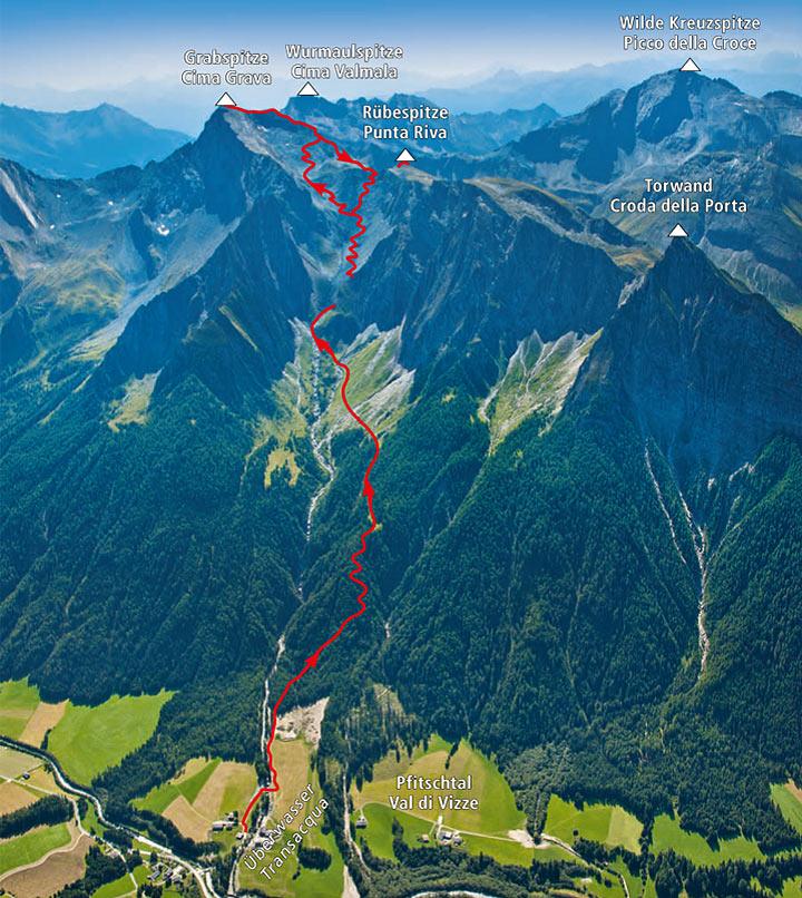 Grabspitze, 3059 m