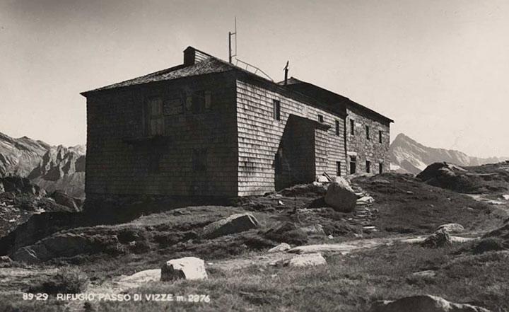 Pfitscherjoch-Haus 1900