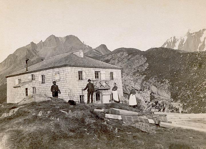 Rifugio Passo di Vizze 1888