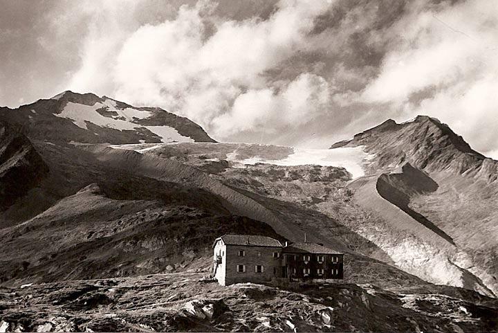 Rifugio Passo di Vizze 1930