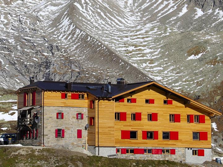 Rifugio Passo di Vizze 2012